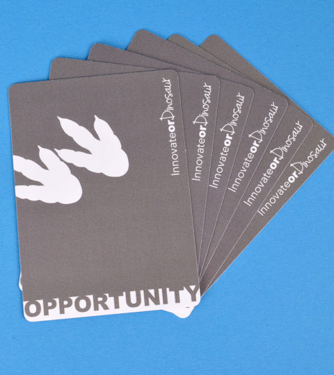 Refill: Opportunity Cards For Explore