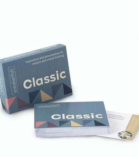 "Sneakerfish ""Classic"" Card Deck"